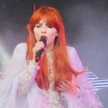 Paloma at Sandbach Rock and Pop Festival