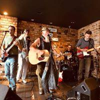Mad Dog Davis Band at Sandbach Rock and Pop Festiva